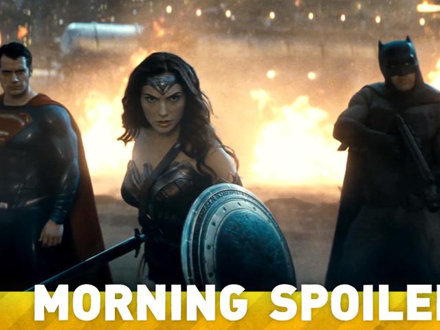 Ο Zack Snyder αποκαλύπτει πως η Λίγκα Δικαιοσύνης ταιριάζει στο Batman v Superman