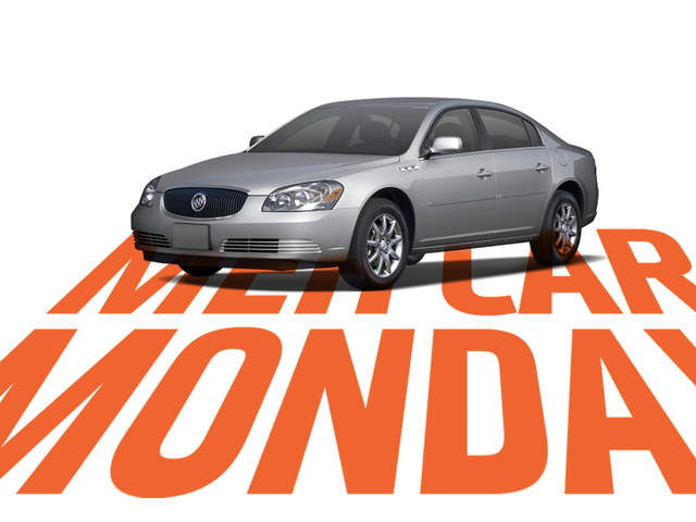 Meh Car Monday: Embrace Nothingness With A Buick Lucerne