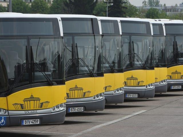 Berlin Women Will Get a Pay Gap Discount on Public Transportation