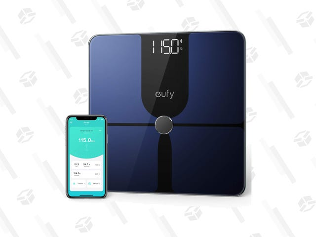 Tighten Your Belt With This Anker Smart Scale Discount