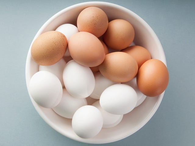 Are brown eggs healthier and tastier than white eggs?