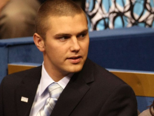 Track Palin Was Arrested Again on Domestic Violence Charges [Updated]