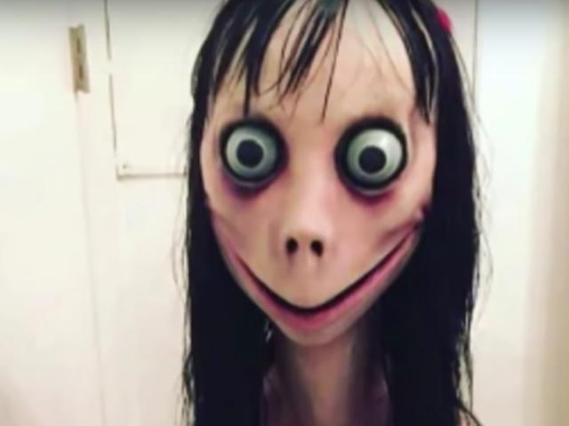 Es gibt jetzt mehrere Momo-Filme in der Entwicklung, die auf diesem blöden Momo-Mem basieren