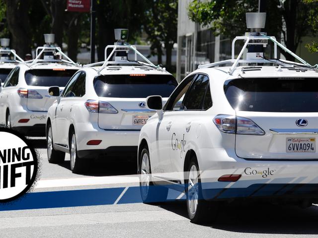 Die FEDs schneiden Obamas Autonome Auto-Richtlinien um mehr als die Hälfte