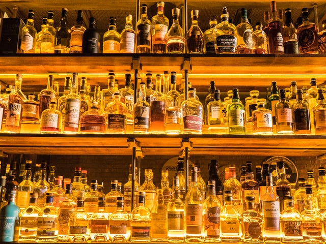 How to Graduate to Better Whiskey