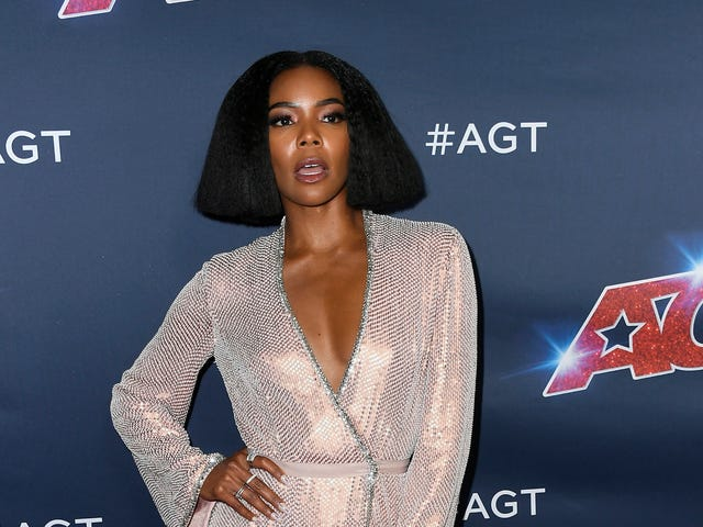 What (Reportedly) Happened to Gabrielle Union on America's Got Talent Is Some Bullshit