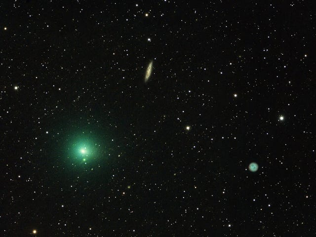 What the Hell Is Going on With This Comet?