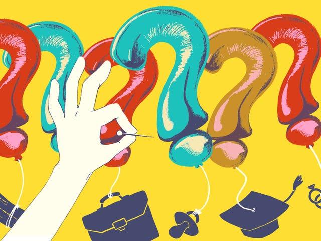 Soalan-soalan Kecil Yang Anda Tidak Harus Bertanya