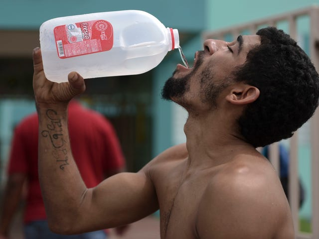 Dangerous Drinking Water Is Nothing New for Puerto Ricans