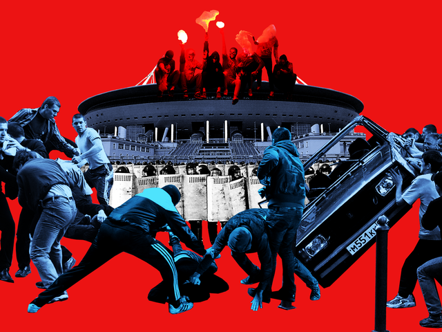 Can Russia Stop Its Far-Right Hooligans From Ruining The World Cup?