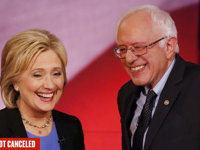 La fin de «Bernie aurait gagné»
