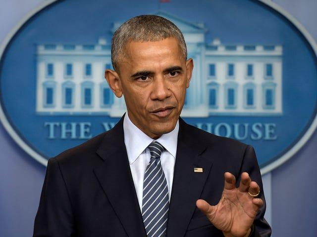 Obama tidak akan mengatakan sama ada dia masih berfikir Trump tidak layak menjadi Presiden: 'Realiti Mempunyai Cara Menegaskan Diri'