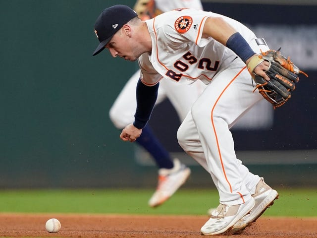 Alex Bregman Was So Close To Stopping Everything