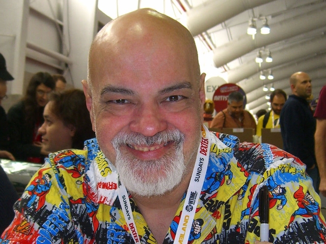 The New Teen Titans Illustrator George Pérez Formally Retires From Comics Work