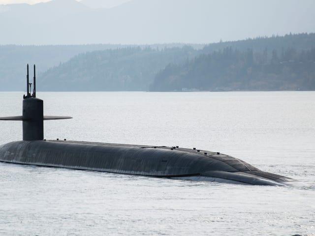 Dit is hoe apocalyps-brengende nucleaire onderzeeërs werken