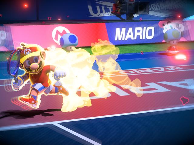 Mario Tennis Aces' Adventure Mode Is A Great Teacher