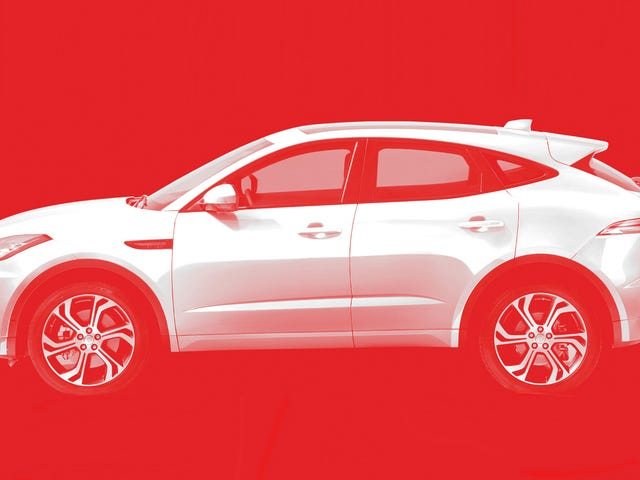 The Jaguar E-Pace Compact Crossover Is Made To Make Money