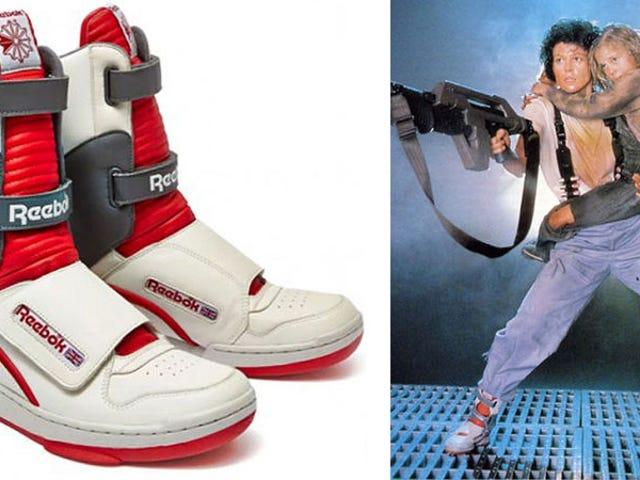 Reebok Only a vendu des Reeboks <i>Alien</i> Ripley en taille homme (à jour)