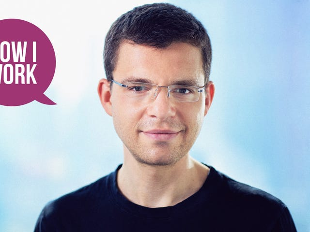 I'm Max Levchin, CEO of Affirm and Co-Founder of PayPal, and This Is How I Work