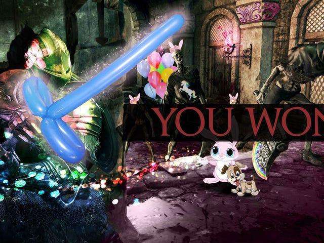 <i>Kotaku</i> Shop Contest: Lighten Up, <i>Dark Souls</i> : Vencedores!