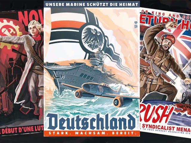 Kaiserreich, el mod que cambia el mundo