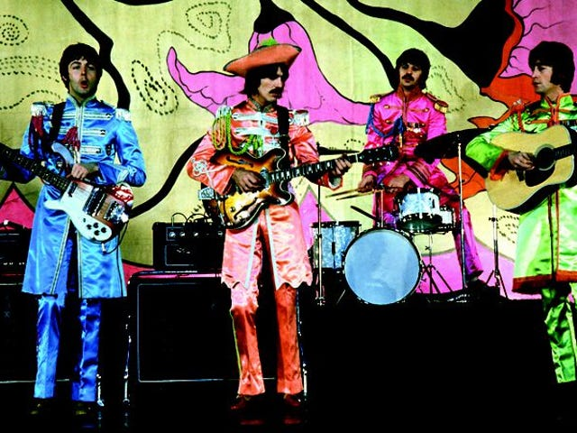 """When do we say """"enough's enough"""" with repackaging The Beatles?"""