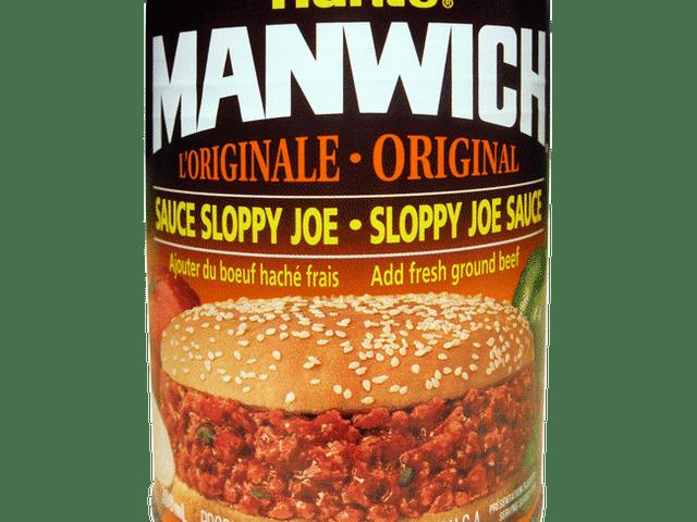 Günün Sandviç: Manwich
