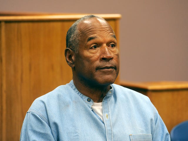 O.J. Simpson Agrees With Trump on Colin Kaepernick's Protest, but I'm Going to Need O.J. to STFU About Everything Black-Related