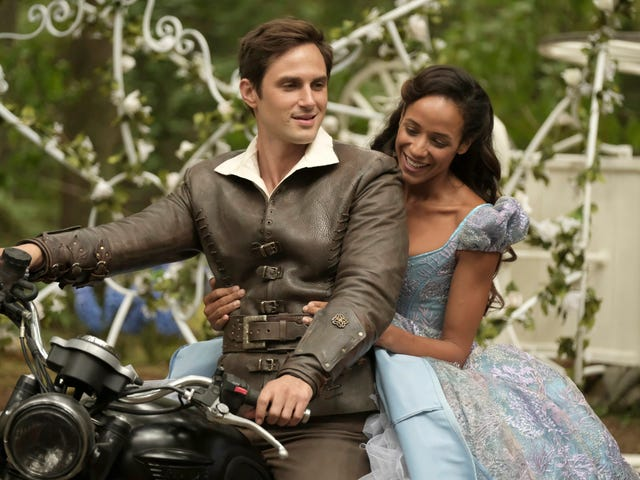 It's going to be tough forOnce Upon A Time to sell this unfamiliar season 7