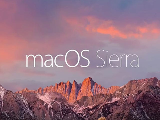 Go Download the MacOS Sierra Public Beta Right Now—If You Dare