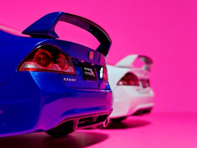 Honda Civic Type R (FD2) firmy Ottomobile