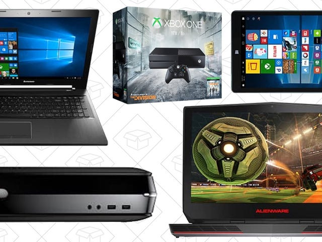 Microsoft's Blowing Out PCs, Xboxes, and More For Pi Day