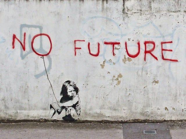 Lado B. No future.
