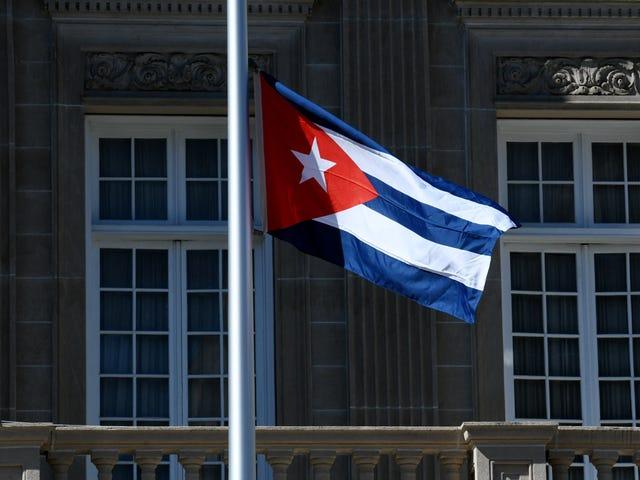 'Kuuban Sonic Attack' -tutkimus löytää aivojen eroja uhreissa - mutta älä laita tietovälineitäsi