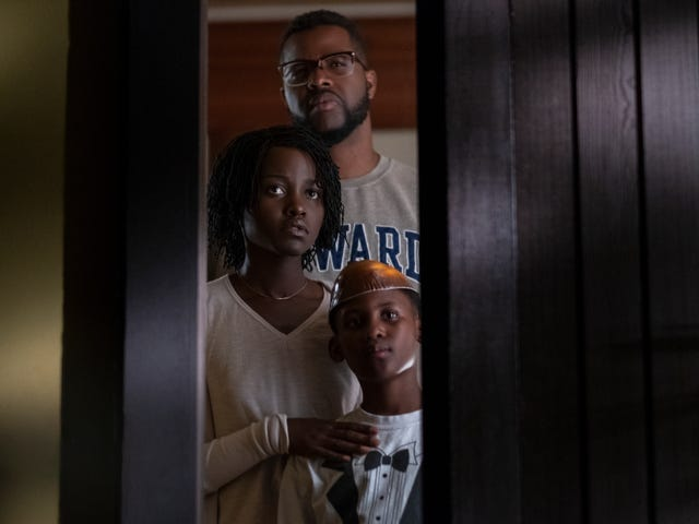 Jordan Peele doubles the horror and doubles the fun in the expertly crafted Us
