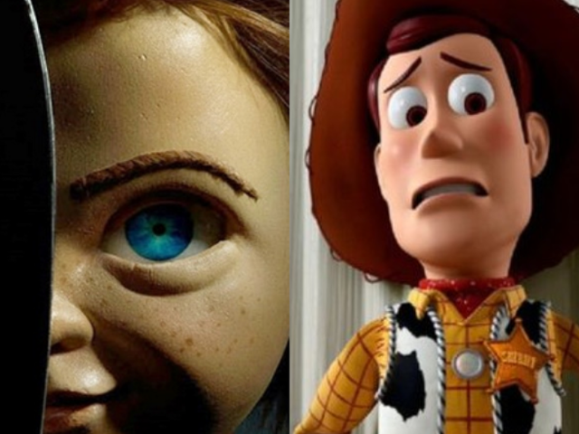 Chucky contra Toy Story 4