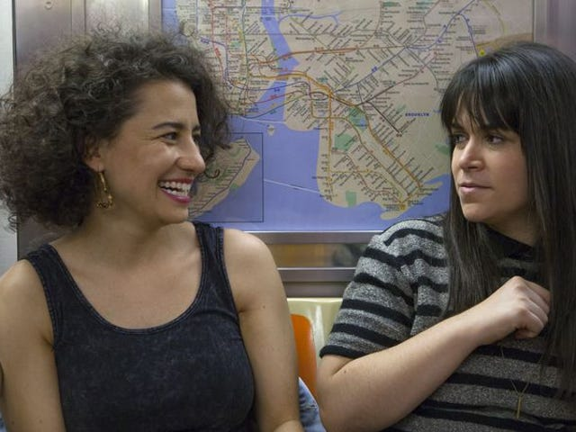 """Broad City's Abbi and Ilana take their """"Why the fuck not?"""" attitude to WTF"""
