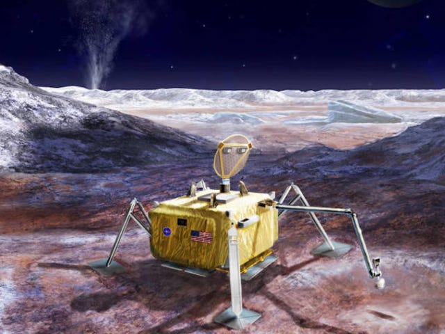 An Alien Hunter on the Risks and Rewards of Landing on Europa