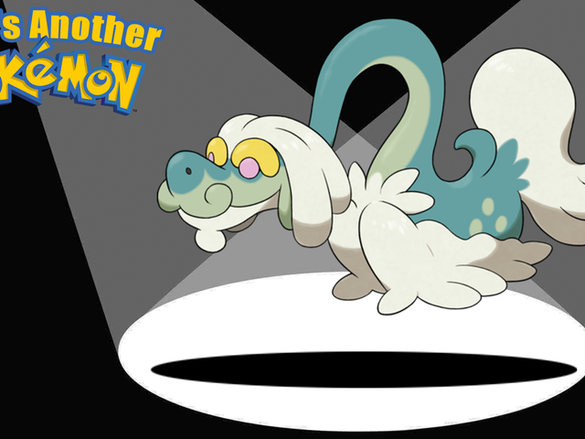 Drampa Will Burn Your House Down