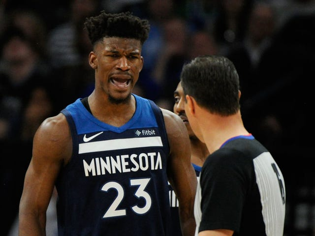 Jimmy Butler Going to Work Just to Roast His Boss and Coworkers Is the Blackest Thing That Ever Happened This Week