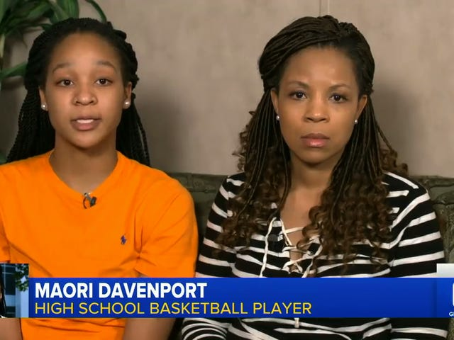 Maori Davenport, Who Was Screwed Over By USA Basketball's Mistake, Can Play High School Ball For Now