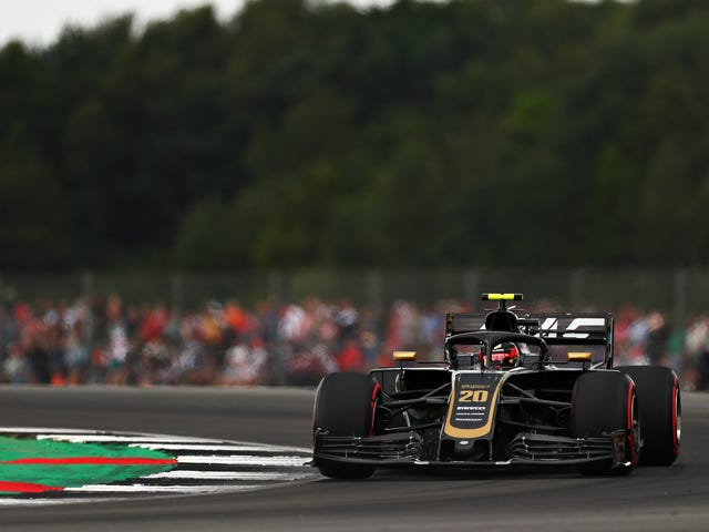 Looks Like Haas F1 Is Going After Rich Energy
