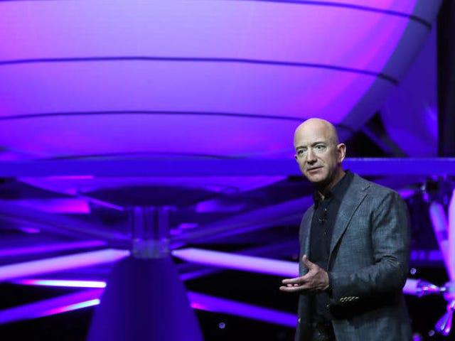Aksjonærer i Amazon unnlater å begrense selskapets salg av programvare for ansiktsgjenkjenning