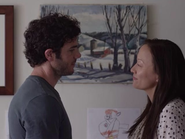 An Alternate Reality Is the Best and Worst Thing to Happen to a Lonely Woman in This Bittersweet Short