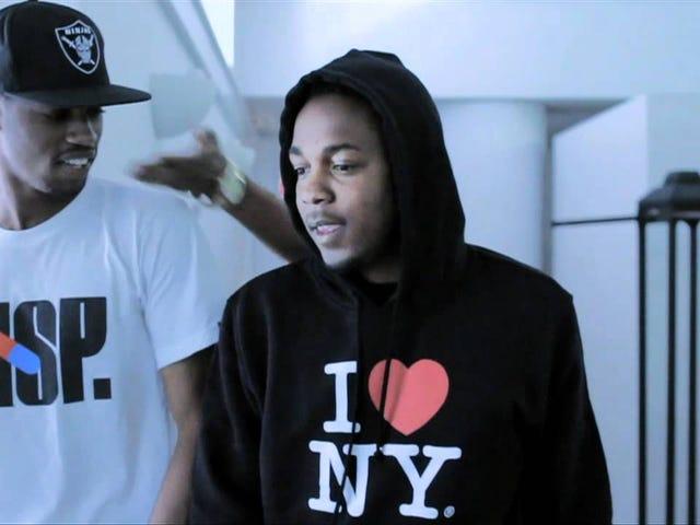 Kendrick Lamar - «TDAH»