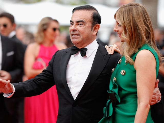 Renault Might Have Paid $57,000 Toward Carlos Ghosn's Wedding