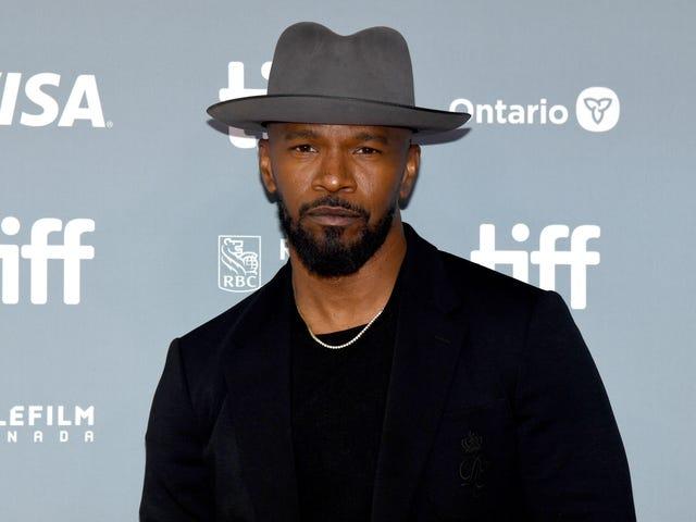 Clever schemer Jamie Foxx convinced Idris Elba not to star in Django Unchained