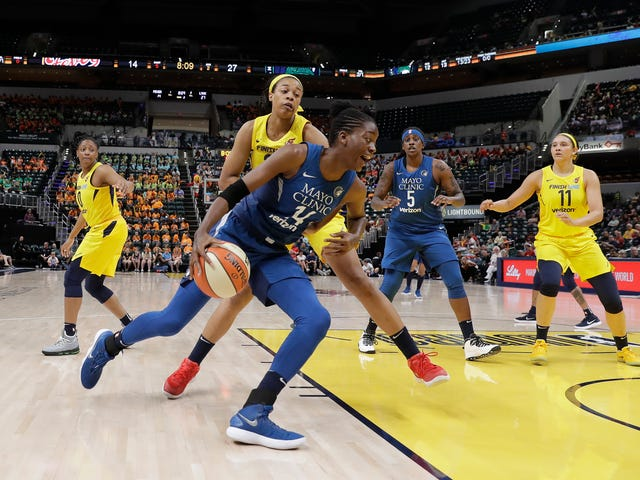 The WNBA's Weekday Afternoon Games Aren't As Weird As They Look