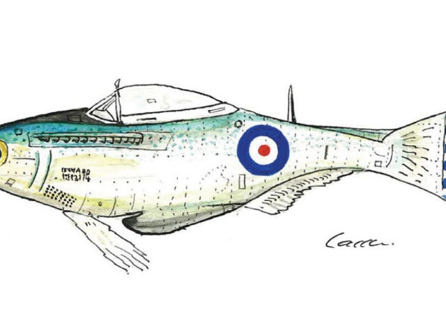 Famous Fish of WWII