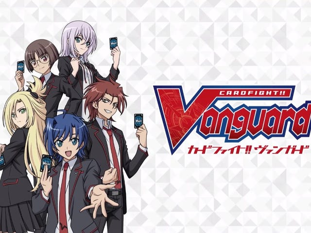 The Anime of Cardfight!! Vanguard will get a new season!